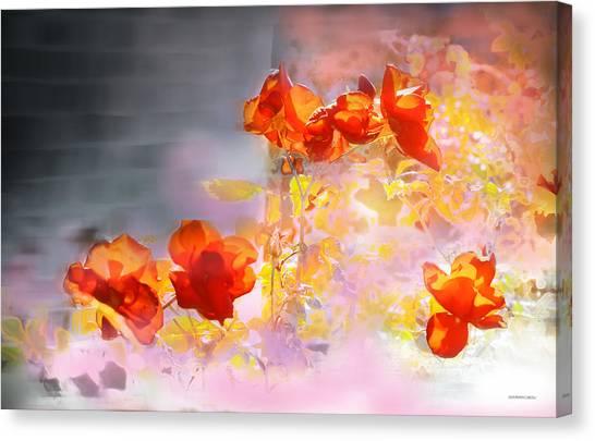 En La Pared Canvas Print