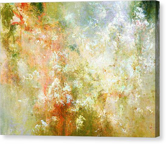 Blossom Canvas Print - Enchanted Blossoms - Abstract Art by Jaison Cianelli
