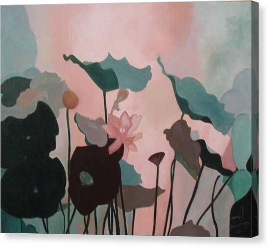 Enchanted Garden Canvas Print