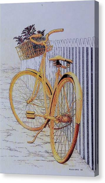 Endless Summer Canvas Print by Tony Ruggiero