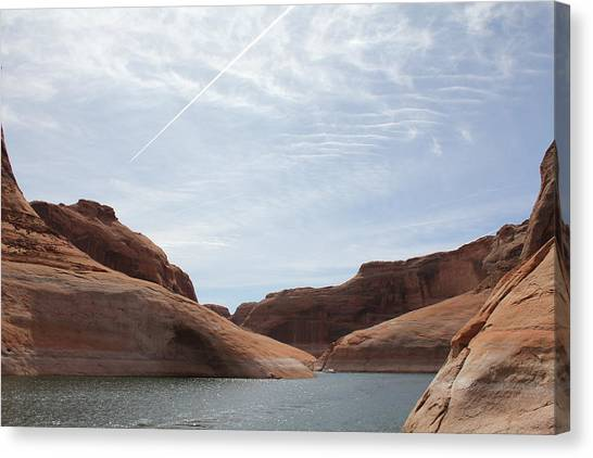 Canvas Print - Endless Waterway by Christine Rivers