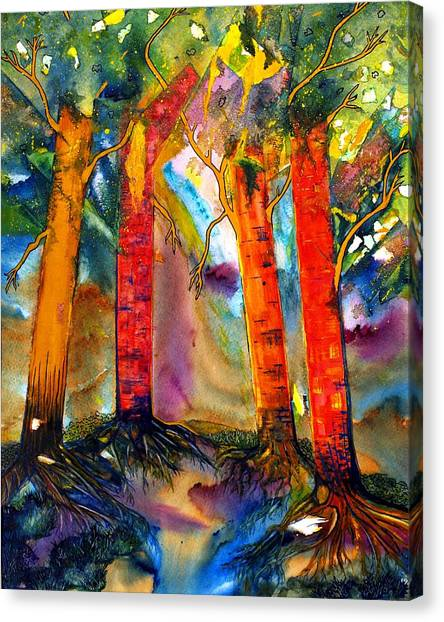 Enduring Canvas Print
