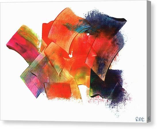 Energy Abundance Canvas Print
