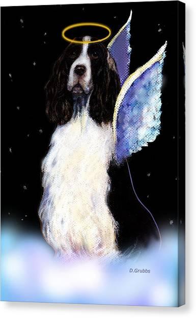 Dog Heaven Canvas Prints (Page #2 of 8) | Fine Art America
