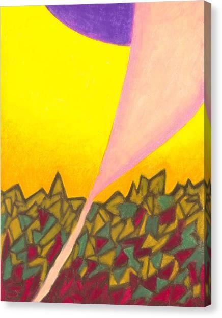 Enjoyment Rediscovered Canvas Print