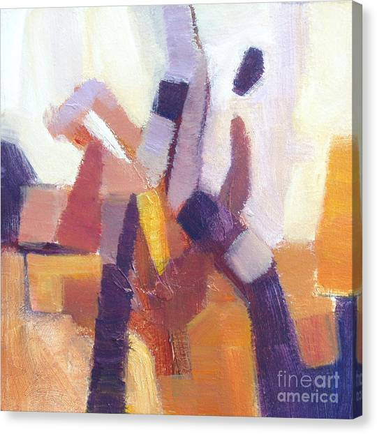 Entangled II Canvas Print by Virginia Dauth