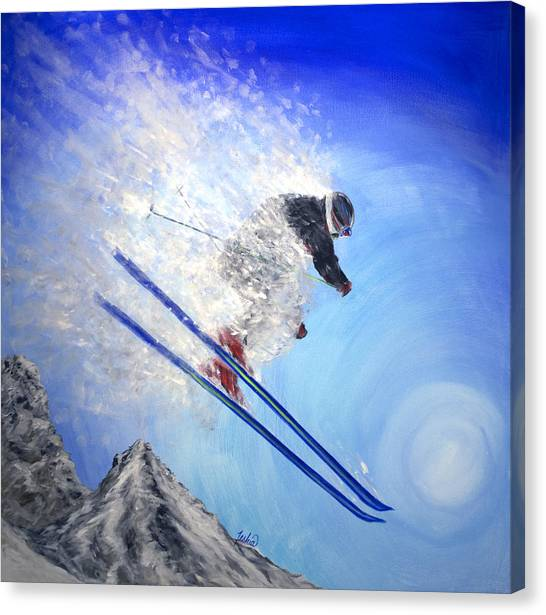 Epic Day Canvas Print