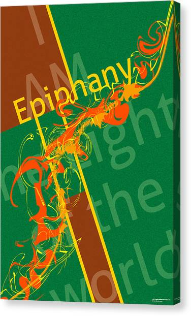Epiphany Light Canvas Print