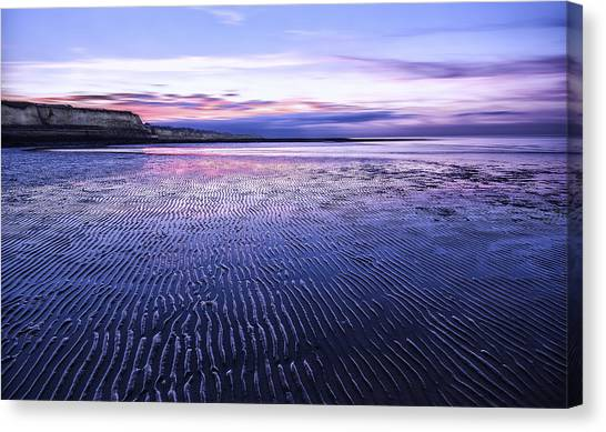 Minnis Canvas Print - Epple Bay After Sunset by Ian Hufton