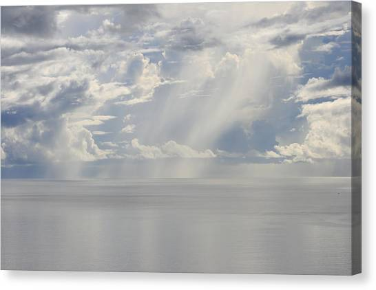 Canvas Print featuring the photograph Equatorial Haze by Debbie Cundy