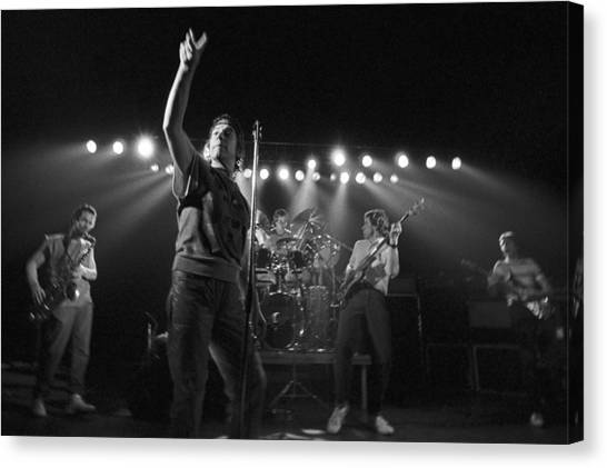 Eric Burdon Canvas Print