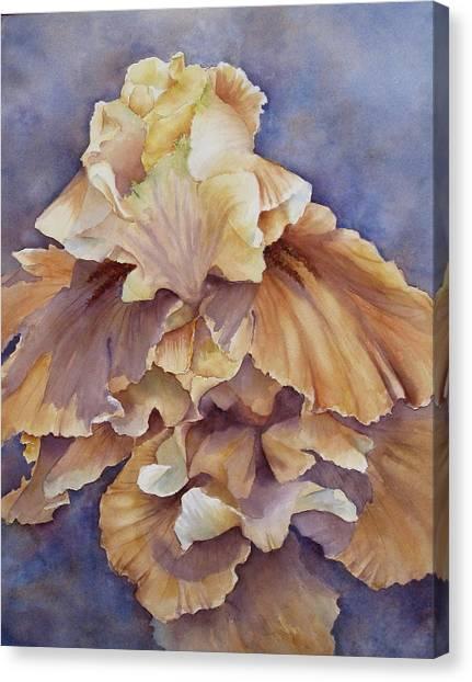 Eruption II--flower Of Rebirth Canvas Print