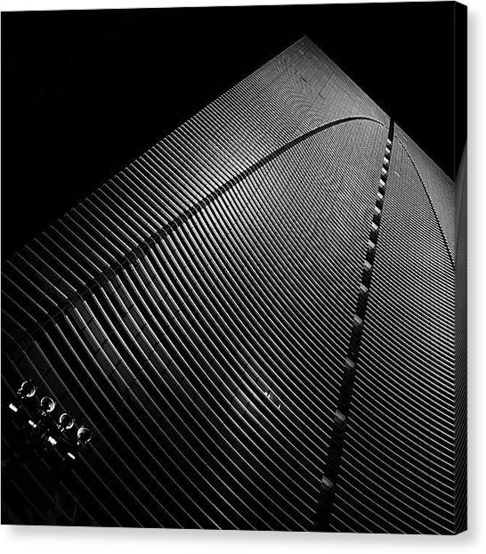 Skyscrapers Canvas Print - Espirito Santo Plaza Bldg. - Miami ( by Joel Lopez