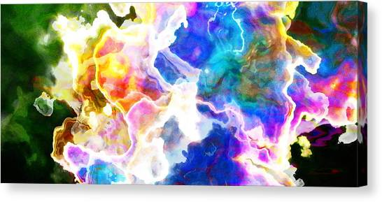 Essence - Abstract Art Canvas Print