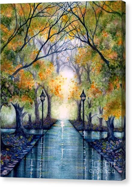 Esu The Future Looks Bright Canvas Print