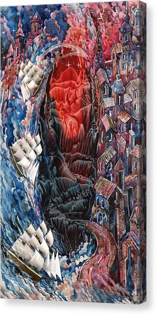 Eternal Journey Canvas Print