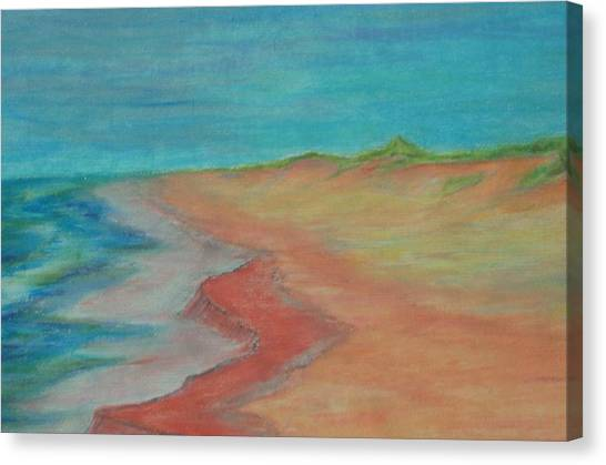Eternal Tide Canvas Print