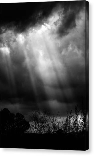 Ethereal Canvas Print by Daniel Amick