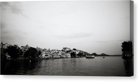 Ethereal Udaipur Canvas Print