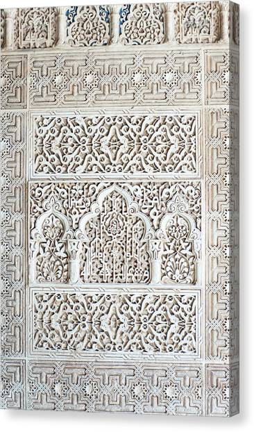 Andalusia Canvas Print - Europe, Spain, Andalusia, Granada by Rob Tilley