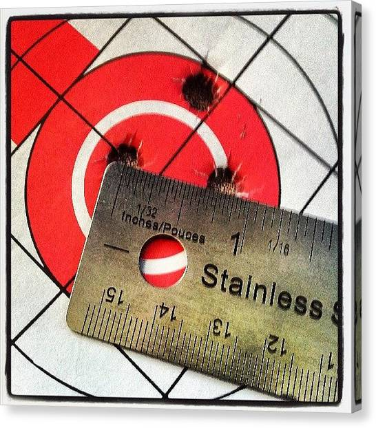 Rifles Canvas Print - Even Better Than Last Time!! #hornady by . .