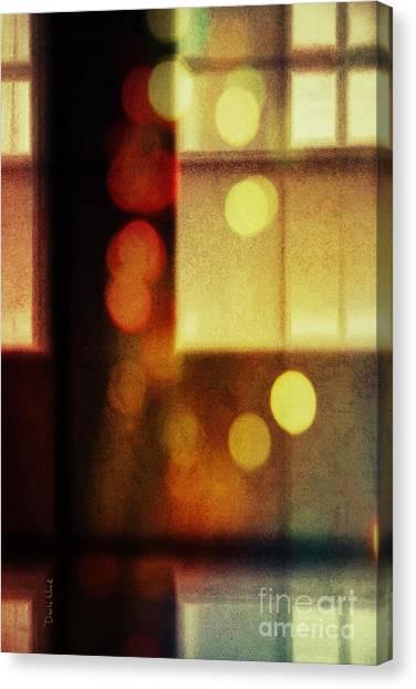 Evening Daydreams Canvas Print
