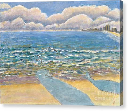 North Myrtle Beach Canvas Print