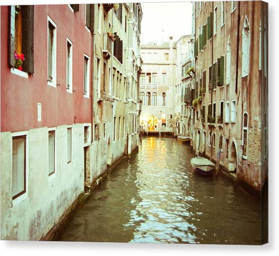 Italy Canvas Print - Eventide by Lupen  Grainne