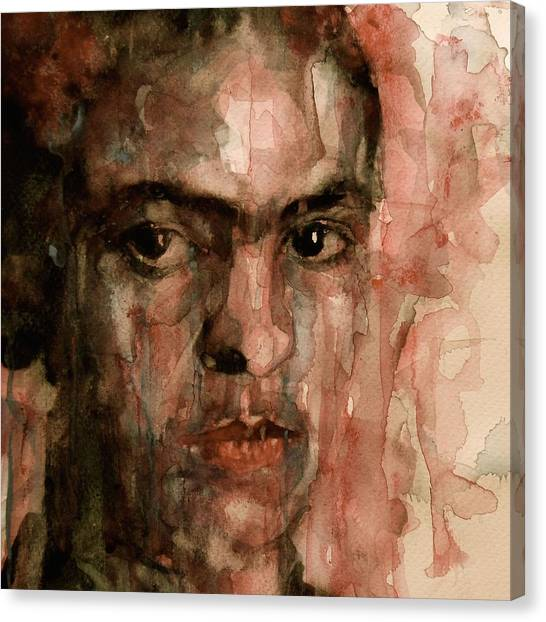Painters Canvas Print - Everybody Hurts by Paul Lovering