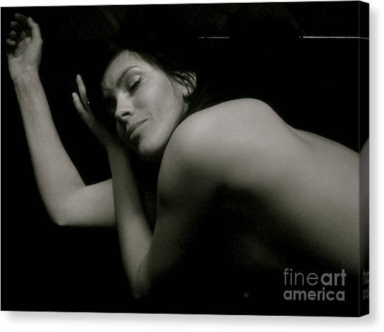 Evita You Brings Joy To Me. Naim Meod.viewed 399 Times  Canvas Print by  Andrzej Goszcz