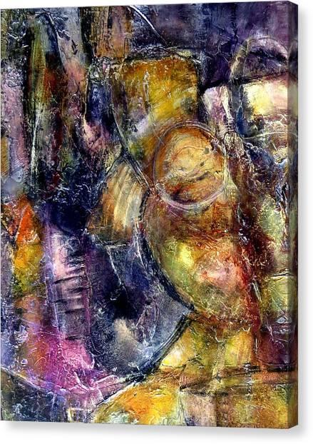 Evoke Canvas Print