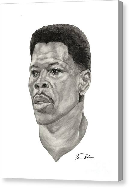 Ewing Canvas Print