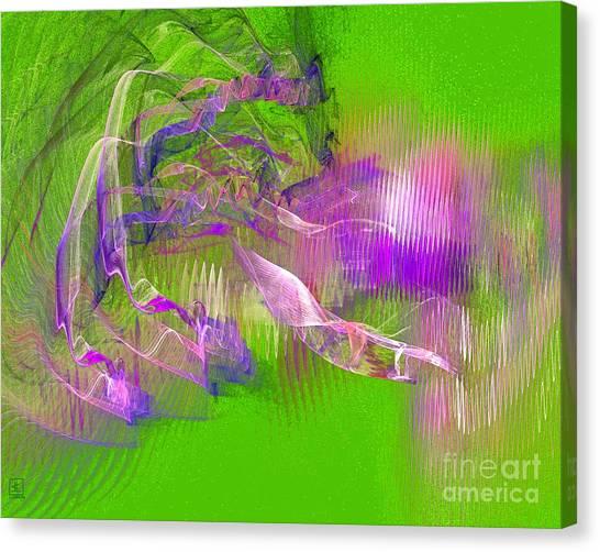 Expanding 6 Canvas Print