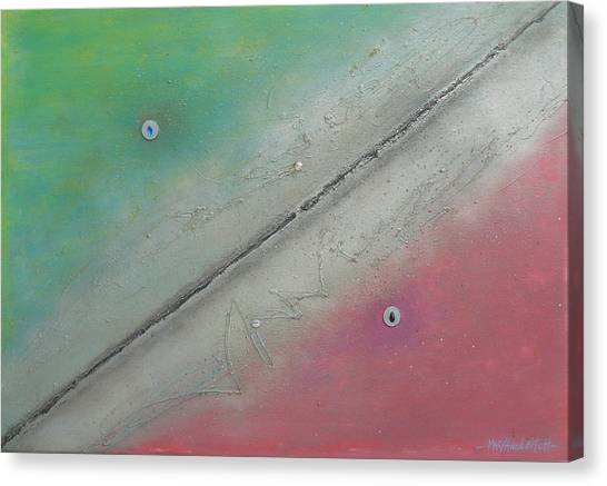 Exploration A Canvas Print by Mary Ann  Leitch