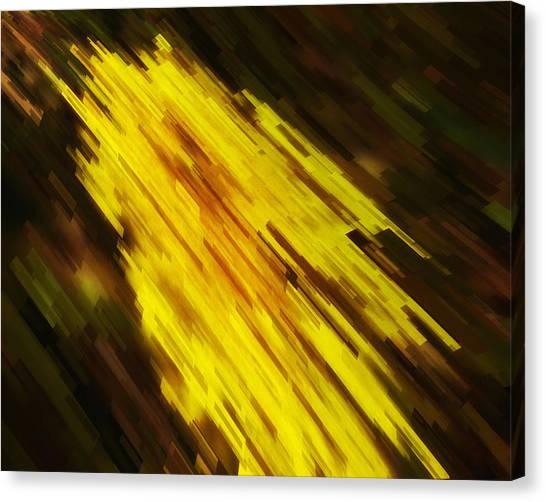 Imagery Canvas Print - Express Lane by Jack Zulli