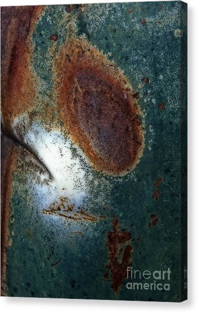 Extremophile Abstract Canvas Print