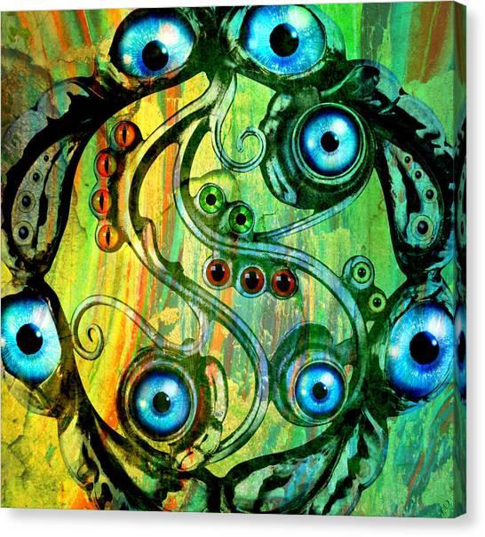 Eye Understand Canvas Print