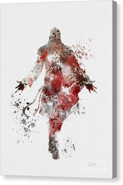 Ezio  Canvas Print