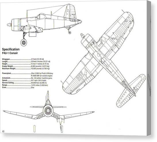 f4u corsair schematic diagram photograph by john king