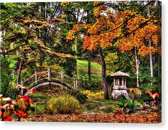 Fabyan Japanese Gardens I Canvas Print