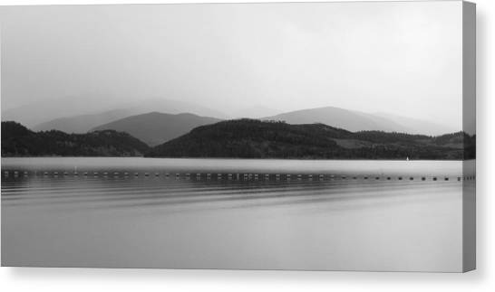 Fade To Gray Canvas Print