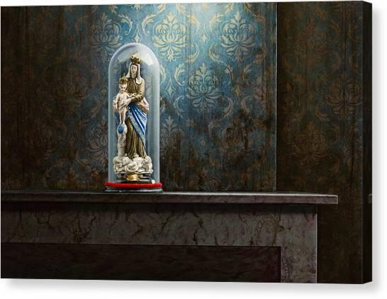 Mvc Canvas Print - Fading Glory by Mark Van crombrugge