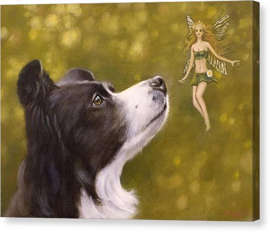 Faerie Tales II Canvas Print