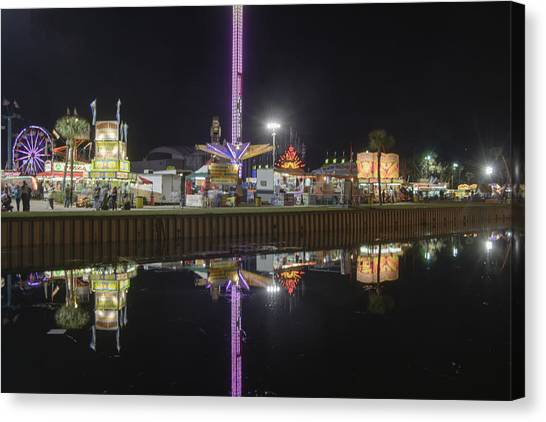 Fair Reflections Canvas Print