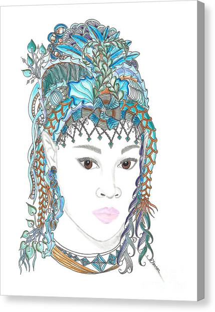 Fairy 5 Canvas Print
