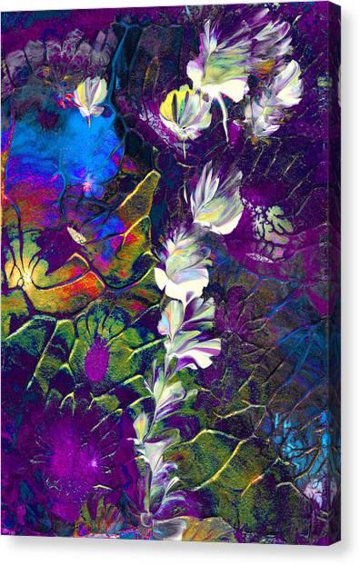 Fairy Dusting Canvas Print