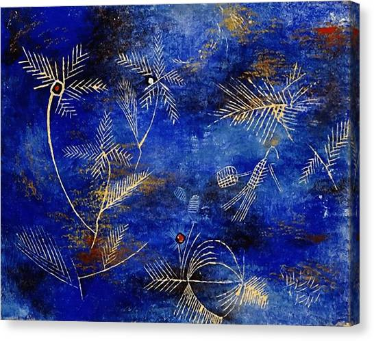 Fairy Tales Canvas Print