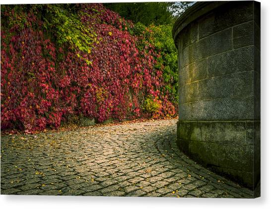 Canvas Wall Art Fall Colors Canvas Print