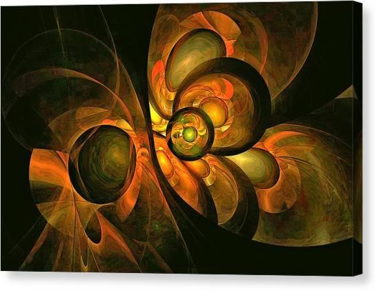 Fall Equinox Canvas Print