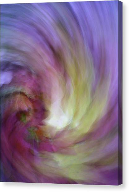 Canvas Print featuring the photograph Fall Foliage 5 by Bernhart Hochleitner
